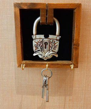 جاکلیدی قفل کد 13