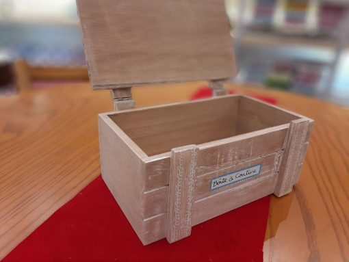 جعبه خیاطی صندوقی