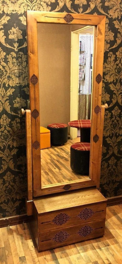آینه دوکشو عباسی