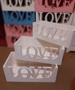 باکس لاو سه تایی Love
