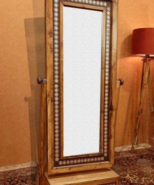 آینه تک کشو معرق
