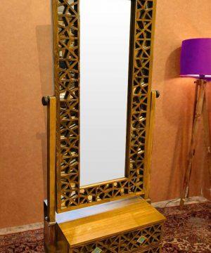 آینه دو کشو گره مرکب