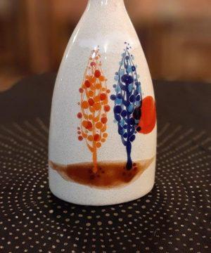 گلدان سروناز بطری کوچک