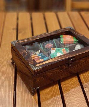 جعبه تی بگ سنتی