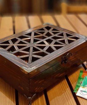 جعبه تی بگ گره سنتی