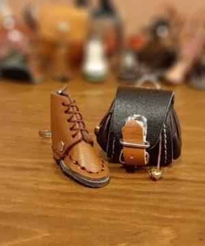 جاسوییچی کیف چرم