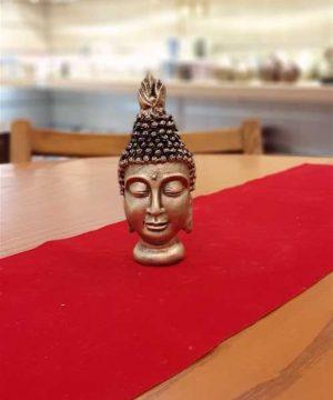 کله بودا طلایی کوچک