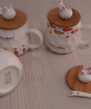 ماگ های سرامیکی مجموعه الیاهو گالری