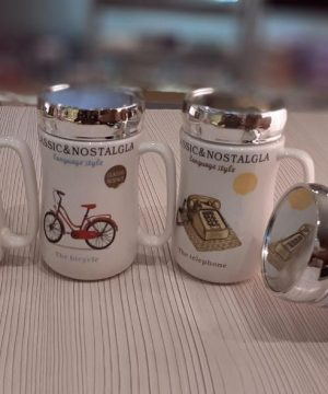 لیوان های سرامیکی مجموعه الیاهو گالری