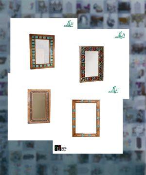 آینه های روی کنسول (60*80)