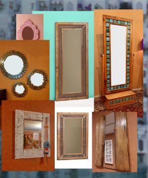 آینه و آینه کنسول