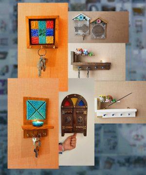 جاکلیدی و کلید آویز