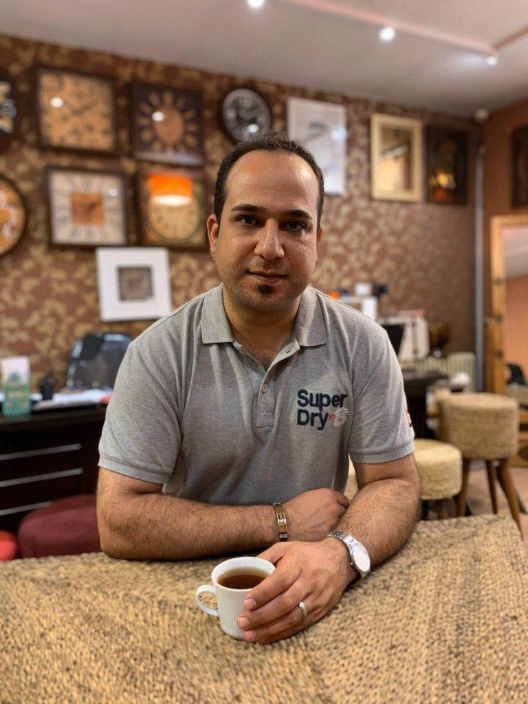 اقای حمید حجازی -درباره ما
