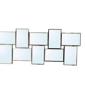 آینه دکوراتیو بافت برجسته