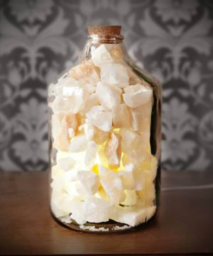 اباژور نمک بطری کوچک مینی