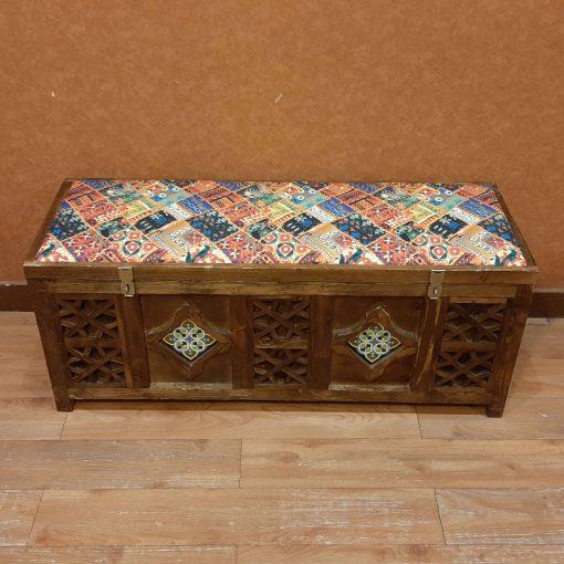 صندوق نشیمن مدل 120 سانت کاشی