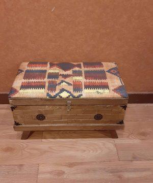 صندوق نشیمن پازلی