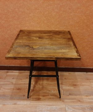 ست میز و صندلی 2 نفره مربع ترین