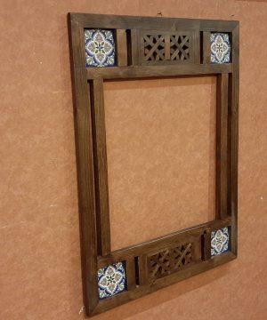 آینه قابدار کاشی