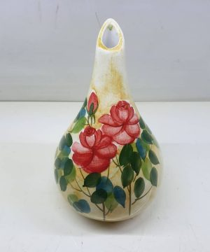 گلدان گل سرخی m-2