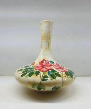 گلدان گل سرخی m-3